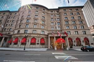 Boston Fairmont Copley Hotel