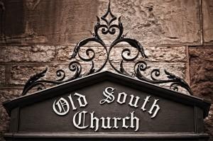 Boston - Old South Church