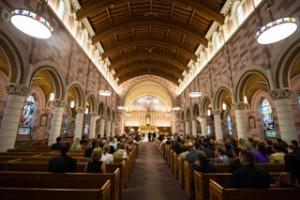 Winthrop - St. John the Evangelist Parish