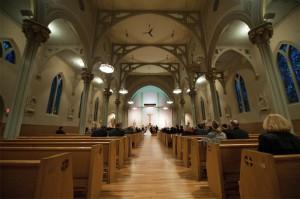 Woburn - St. Charles Church